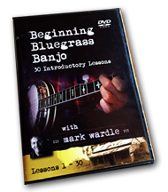 Beginning Bluegrass Banjo ::